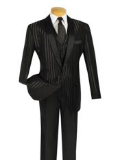 Piece Suit Tone On