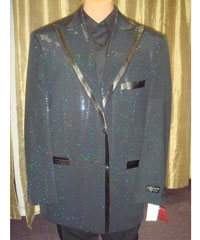 Glitter Flashy Shiny Jacket/Sportcoat