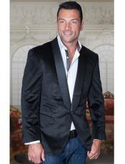 zini Dark color black Shawl Collar Velvet Sportcoat Jacket Best Cheap men's Blazer Affordable Cheap Priced Unique Fancy For Men Available Big Sizes on sale Men Sport Coats Sale - Velvet Blazer - Mens Velvet Jacket