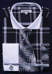 Plaid Pattern Dress Cheap