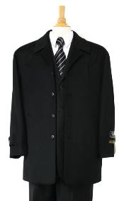 Coat - Mid length