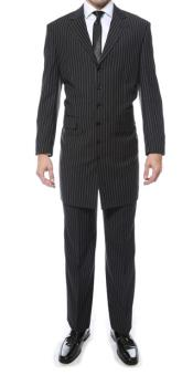 color black Pinstripe ZOOT