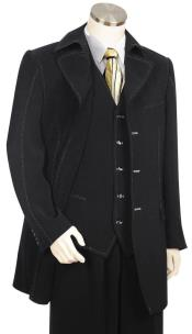Closure Trench Collar Black