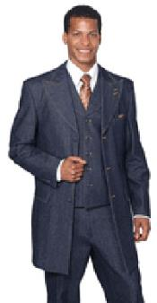 Jean High Fashion Suit