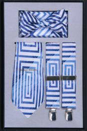 Suspenders For MenGroomsmen Ties