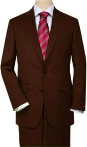 Chocolate brown crafted professionally