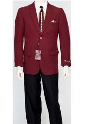 Classic Burgundy Pacelli Best Cheap Blazer For Affordable Cheap Priced Unique Fancy For Men Available Big Sizes on sale Men Jacket Blair Affordable Sport Coats Sale