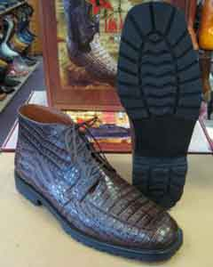 All crocodile skin Caiman