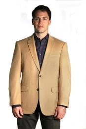 Extra Long Outerwear Camel