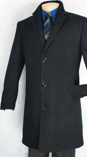Mens Blue Coat