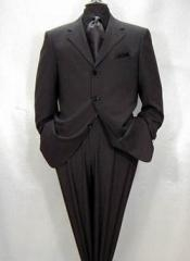 ID#ZTk2 Charcoal Masculine color Gray Superior fabric 150's 3B crafted professionally Italian Fabric Collection
