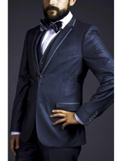 Masculine color Grey Tux