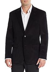 ID#RA59 Corduroy Best Cheap Blazer For Affordable Cheap Priced Unique Fancy For Men Available Big Sizes on sale Men Affordable Sport Coats Sale Jacket Cotton Regular Fit Dark color black