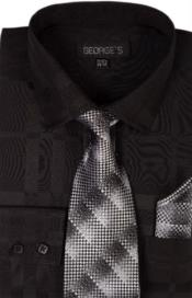 Geometric Pattern Dress Cheap