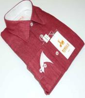 Cranberry Color Summer Shirt
