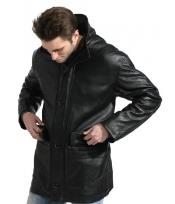 Long Jacket Carcoat Dark