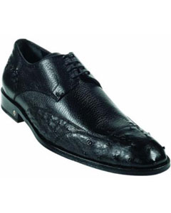 ID#MK920 Ostrich Full Quill Skin Dark color black Dress Cheap Priced Exotic Skin Formal Shoes For Men For Sale