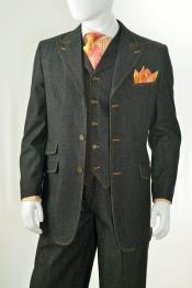 ~ Three Piece Suit