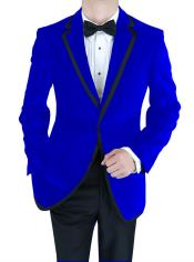 Velour Sport coat Jacket