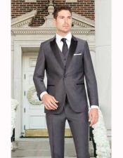 Slim Fit Dark Gray