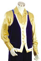 Fashion 2pc Blue Denim