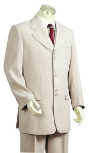 Fashion Suit Taupe