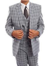 ~ Groomsmen Tuxedo Gray