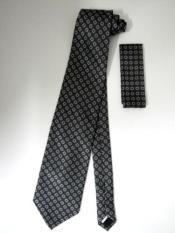 Groomsmen Ties Combo Charcoal