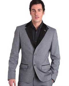 ID#KA5570 Fashion Designer Wedding Groom Prom ~ Wedding Groomsmen Tuxedo Dinner Suit Coat Jacket Sportcoat Jacket Trouser