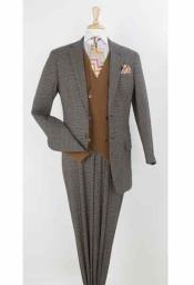 Piece Peak Collared Wool