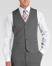 Color Matching Groomsmen Vest