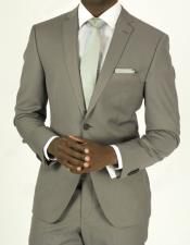 Stitched Notch Lapel Two