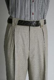 Leg Grey Pants