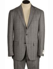 Grey 100% Wool Made
