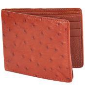 Avestruz Wallet – Miel