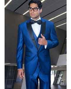 Piece Wool fabric Tuxedo