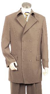 Khaki Zoot Suit