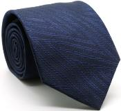 Italian Striped Ties navy