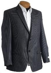 Navy Tweed houndstooth Unique