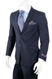 Slim Fit Suit Center