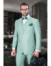 Sage Notch Lapel Italian