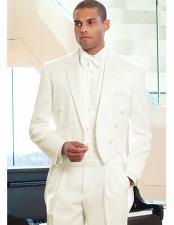 Tuxedo Ivory ~ Cream