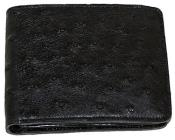 ID#HC23 Wallet ~ billetera ~ CARTERAS Ostrich Wallet Dark color black