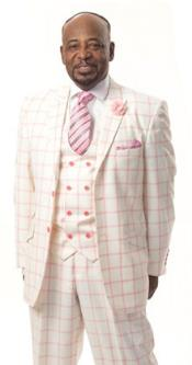 Samuel Windowpane 3 Piece