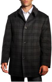 Paul Germain Plaid Jackson