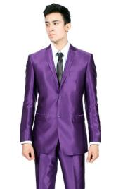 Latest Collections of Purple Suits | 2 Button Sport Coat For Men