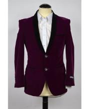 ID#SS-95R6 Velvet Jacket Purple pastel color Best Cheap Blazer Suit Jacket For Affordable Cheap Priced Unique Fancy For Men Available Big Sizes on sale Men Affordable Sport Coats Sale