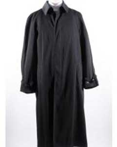 Uomo Rain Coat Dark
