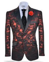 Sport Coat/Sportcoat Jacket Splash
