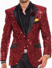Sequin paisley Dinner Jacket
